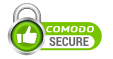 Comodo secure seal safe logo