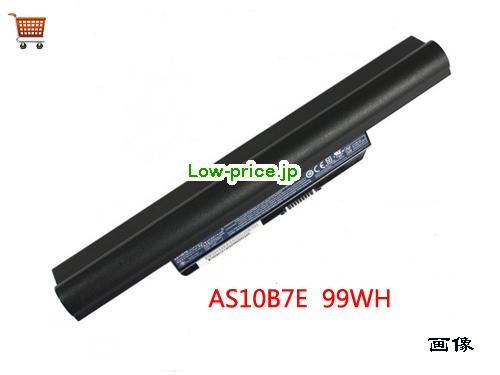ACER AK.006BT.082.  バッテリー 9000mAh 10.8V Black Li-ion