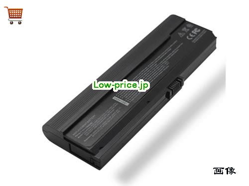 ACER LIP6220QUPC SY6  バッテリー 7800mAh 11.1V Black Li-ion