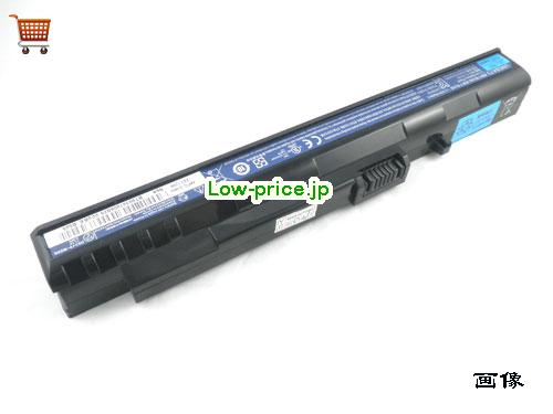 ACER UM08A74  バッテリー 2200mAh 11.1V Black Li-ion