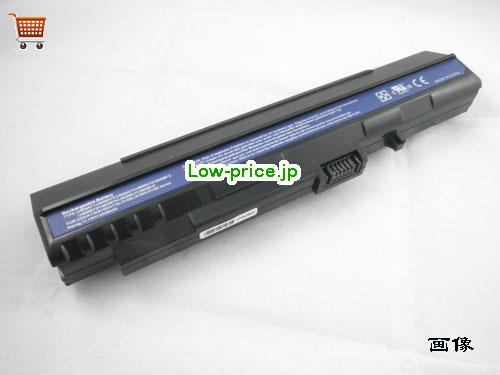 ACER UM08A74  バッテリー 4400mAh 11.1V Black Li-ion