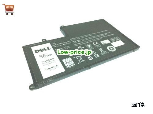 DELL 01WWHW  バッテリー 58Wh 7.4V Black Li-ion
