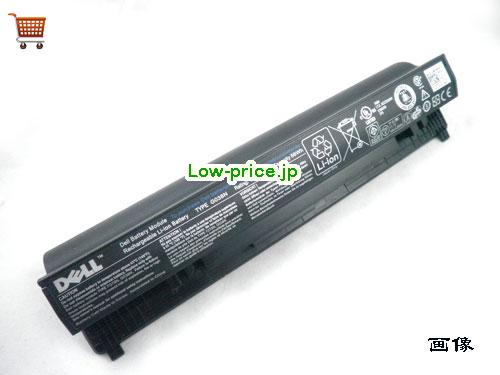 DELL 00R271  バッテリー 4400mAh 11.1V Black Li-ion