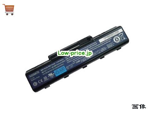 ACER ASO9A31  バッテリー 5200mAh 11.1V Black Li-ion